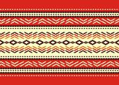 Bulgarian seamless decorative traditional national design