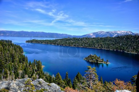 Lake Tahoe - Emerald Bay