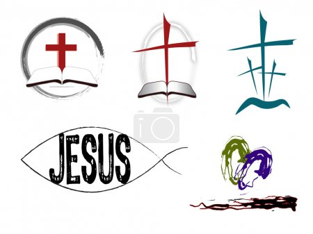 Chrisitan Graphics, Symbols, Crosses