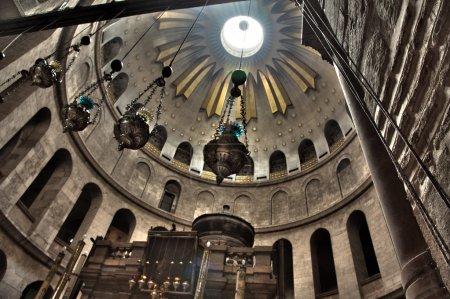 Church of the Holy Sepulchre - Rotunda and Edicule