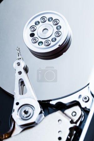 Hard Drive Mechanism Details