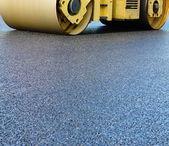Rozšíření a asfalt konsolidace