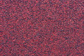 Coarse-grained texture of an abrasive material