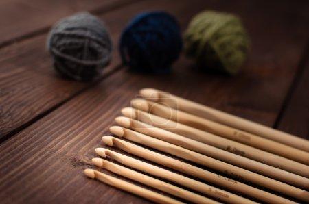 Crochet hooks needles