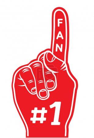 Fan finger
