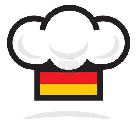 Germany chef hat