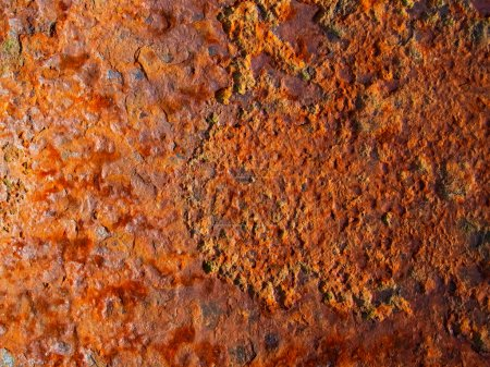 Photo for Rusty texture for backgrounds - Royalty Free Image