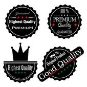 High quality labels