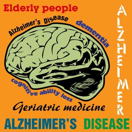 Alzheimer's disease theme