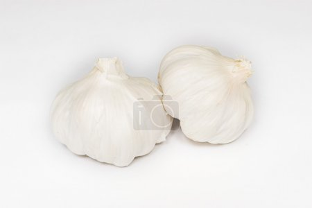 Photo for Whole Garlic Cloves - Royalty Free Image