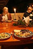 Steaky na večeři na safari