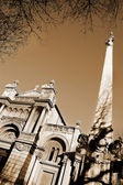 The church of the Madeleine in Aix-en-Provence, France