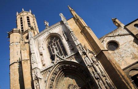 Church in aix en Provence, France
