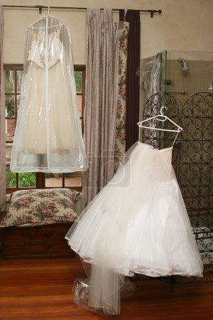 Photo pour Préparation du mariage - image libre de droit