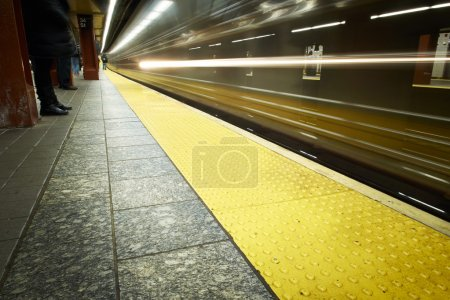 Times Square Subway Station, New York City