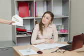 Vezetője ad megvesztegetni a munkahelyen hivatalban