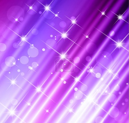 Illustration for Abstract background. Purple background - Royalty Free Image