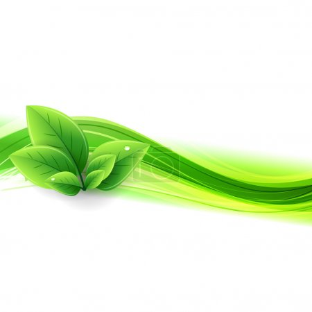 Illustration for Abstract nature background - Royalty Free Image
