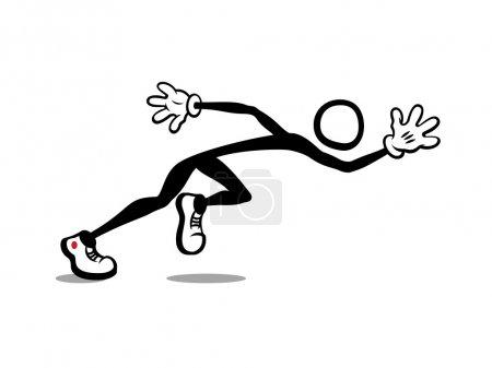 Stick Man: Start Running