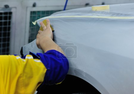 Car body work