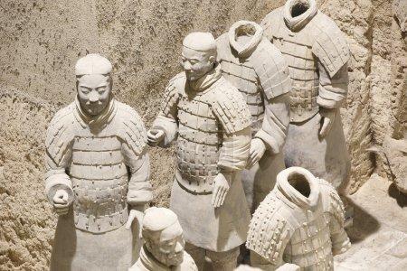 Restored Terra Cotta Warriors i