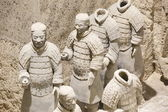 Restored Terra Cotta Warriors i