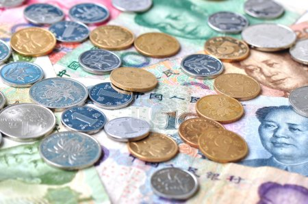 Chinese currencies