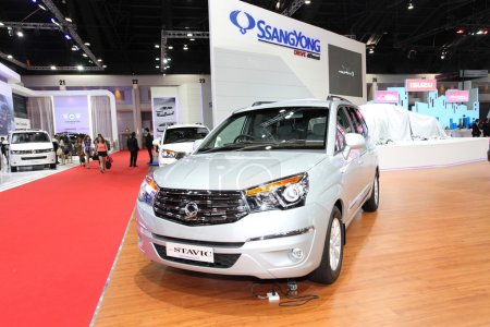 NONTHABURI March 25 Ssangyong Stavic