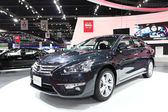 NONTHABURI - March 25: Nissan Teana car on display at The 35th B
