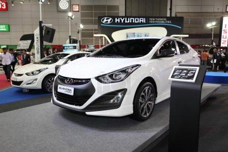 BANGKOK August 19 Hyundai car