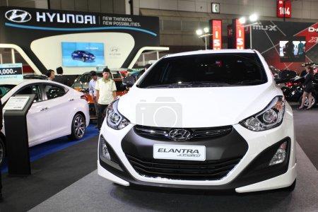 BANGKOK August 19 Hyundai Elantra