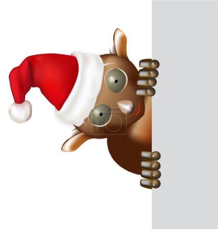 Christmas tarsier