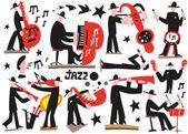 Jazzoví hudebníci