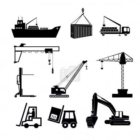 Lifting machinery
