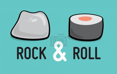 Rock and roll humor