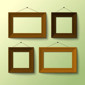 realistic frames for picture or photo