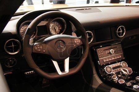 Sport car Mercedes