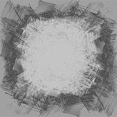 Grobe Schraffur zeichnen Textur