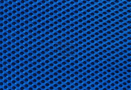 Photo for Fabric texture with holes in high resolution - Royalty Free Image