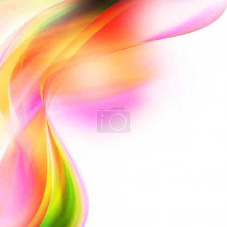 Photo pour Conception abstraite de fond élégant avec espace pour votre texte - image libre de droit