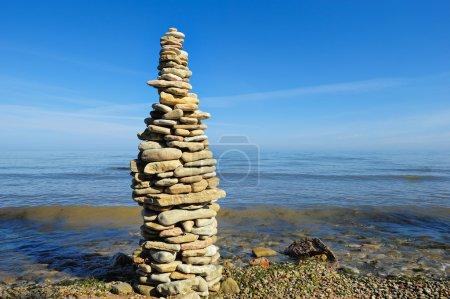 Beach Stack