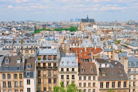 Central Paris