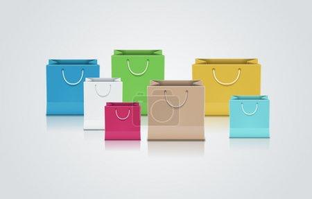 Shopping Bag Set
