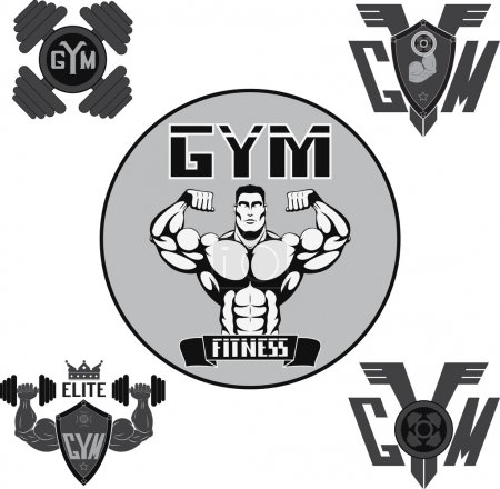 Vector set: gym