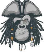 Pirata di gorilla