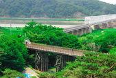Freedom bridge DMZ, Korea.