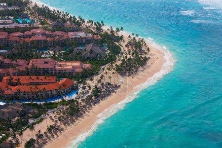 Dominican Republic. Bavaro. Punta Cana.