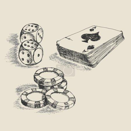 Gambling sketch