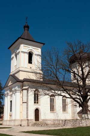 Capriana Monastery, Stone Church