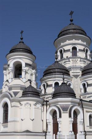 Capriana Monastery, Winter Church